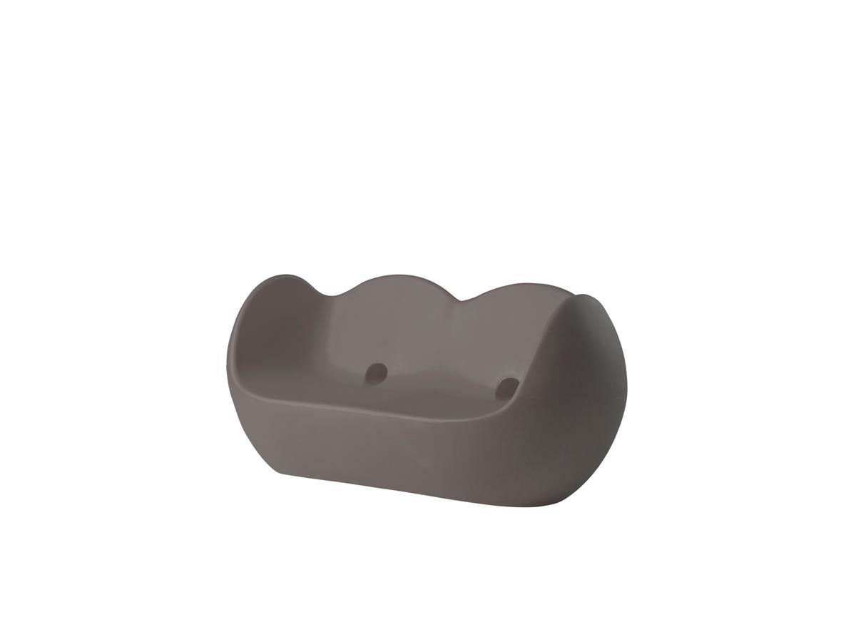 BLOSSY Sofa argil grey