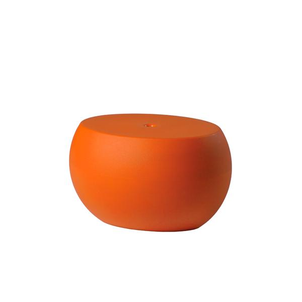 BLOS LOW TABLE Beistelltisch orange