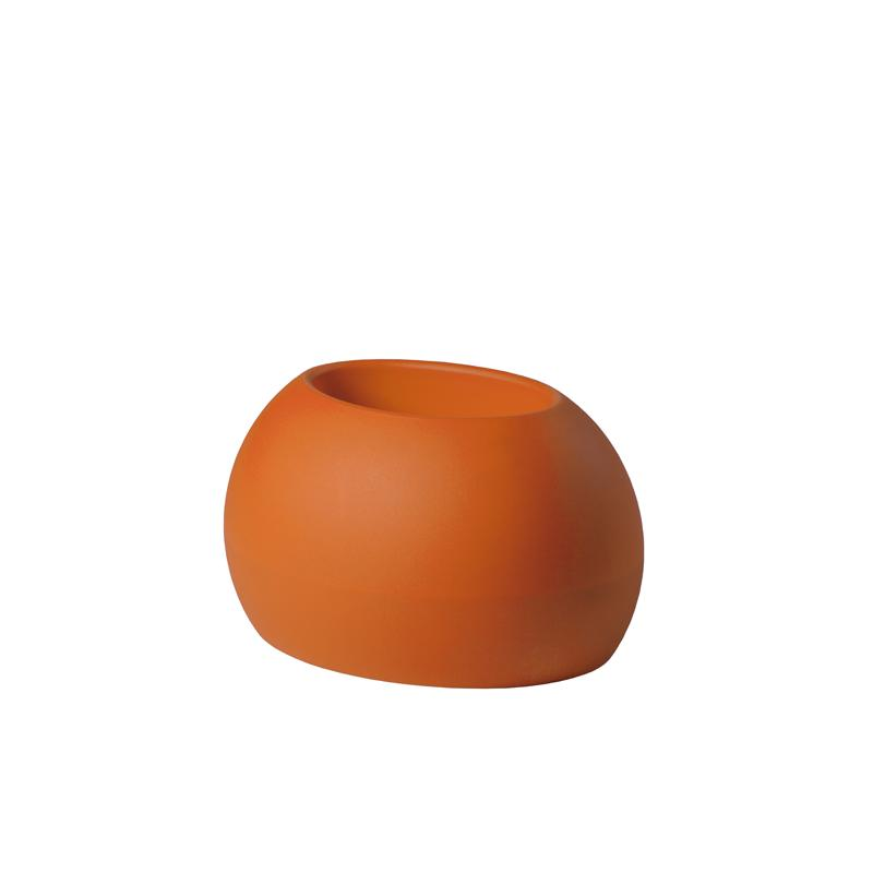 BLOS POT Blumentopf orange