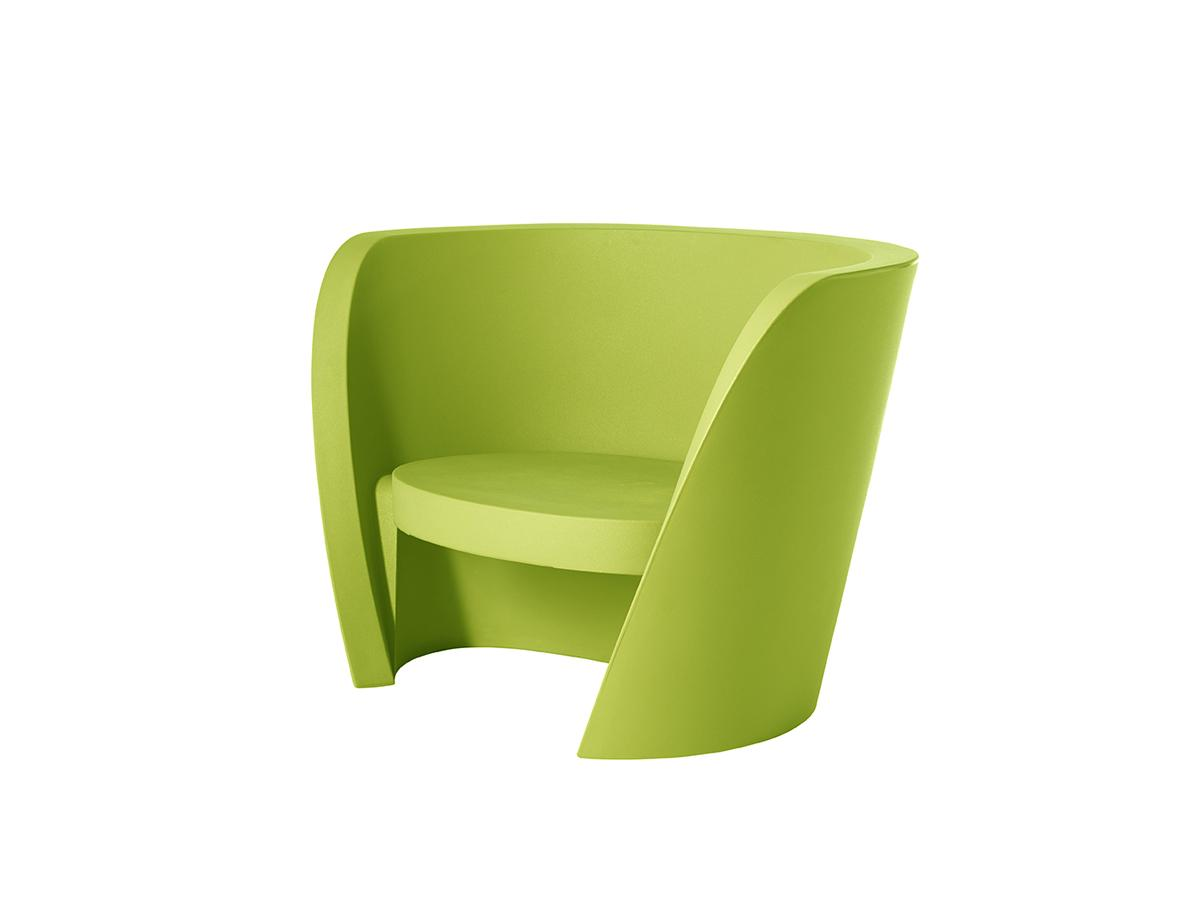 RAP Sessel lime green