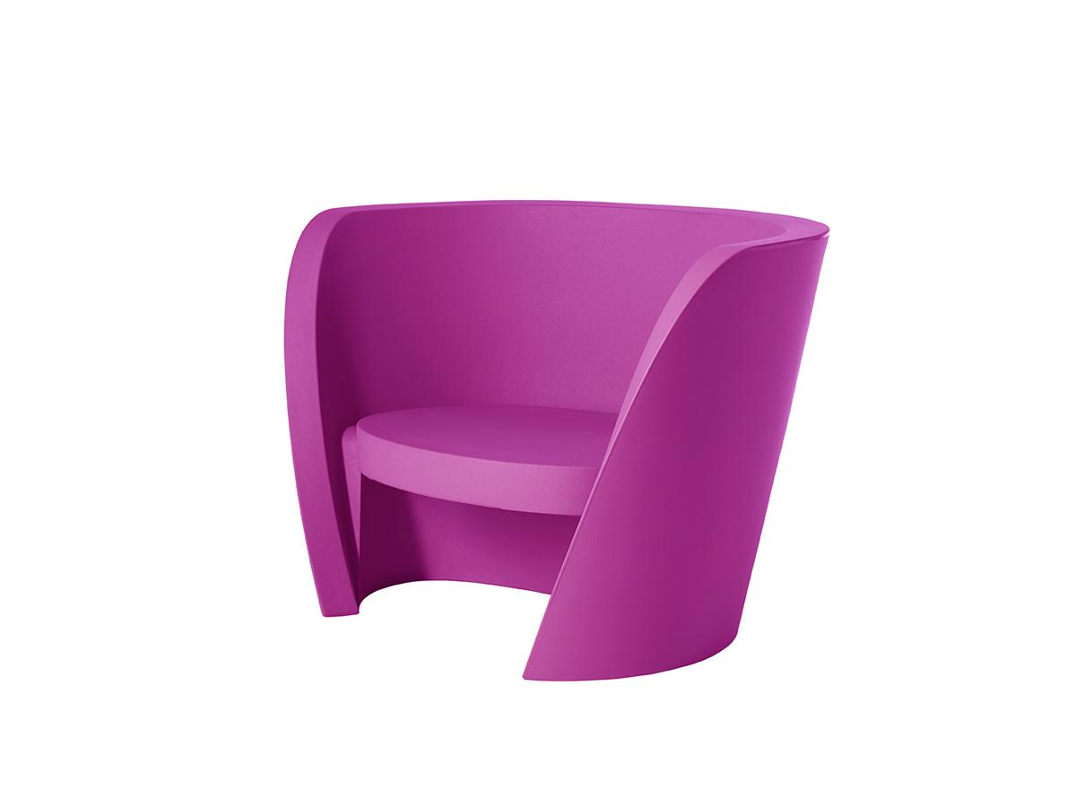 RAP Sessel sweet fuchsia