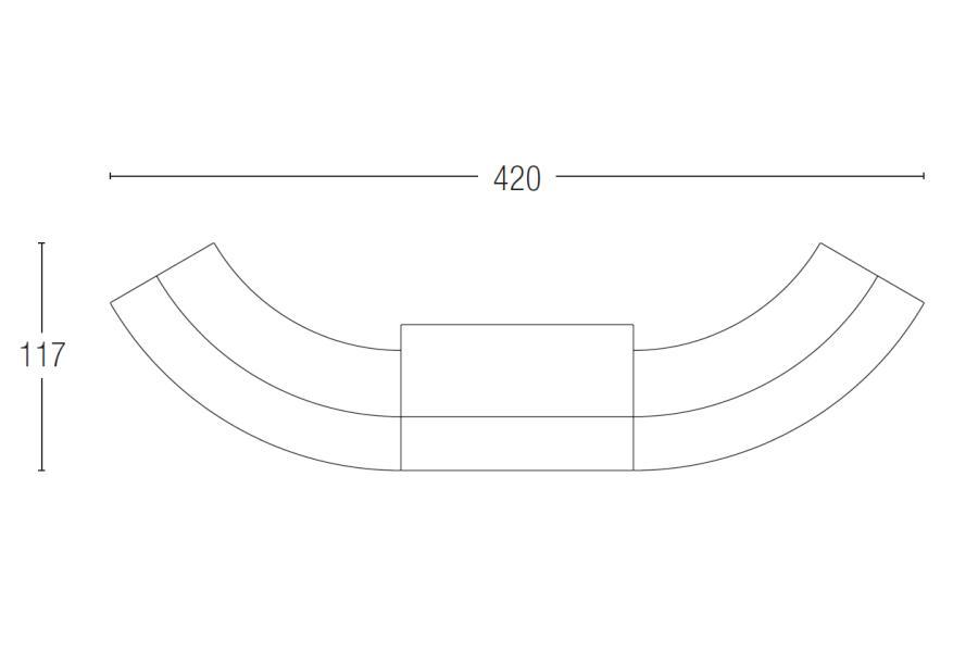 Bar Composition 3 von slide, 2x Break Bar und 1x Break Line
