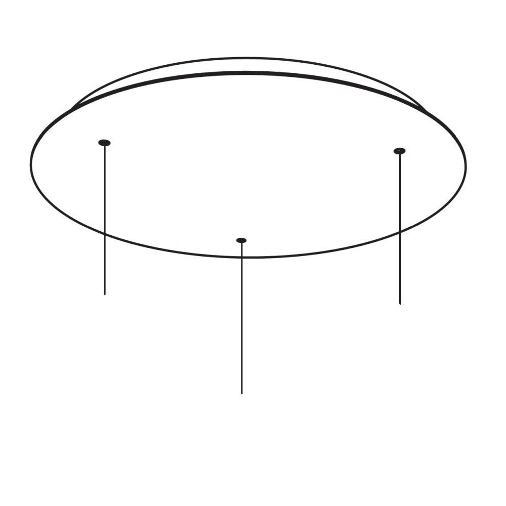 TRIPLE Baldachin, technische Zeichnung