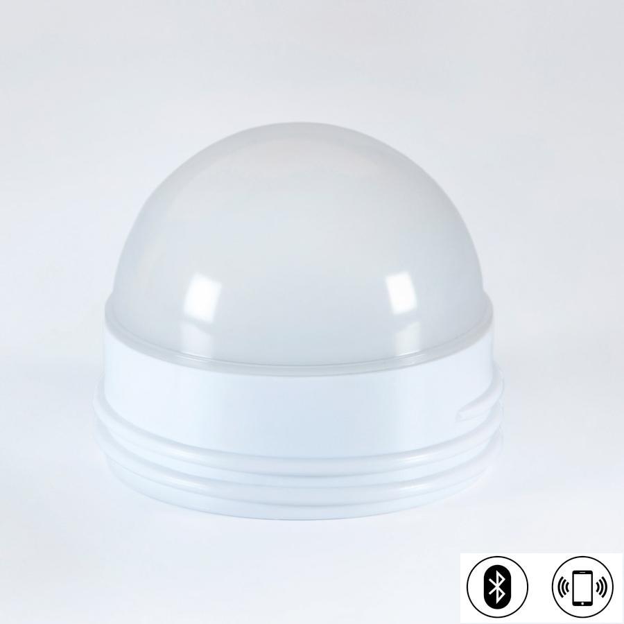 CANDY LIGHT Akku mit LED Beleuchtung und Bluetooth