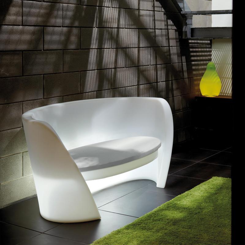 RAP Sitzbank / Sofa beleuchtet