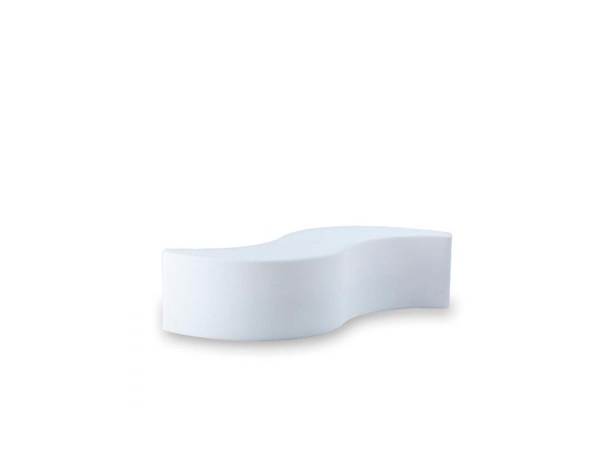 WAVE Bank milky white und vielen anderen Farben