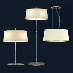 carmen leuchten serie von sompex bei. Black Bedroom Furniture Sets. Home Design Ideas