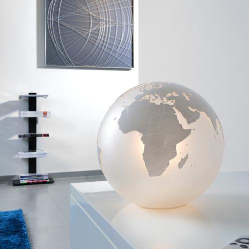 EARTH Leuchtglobus Tischleuchte