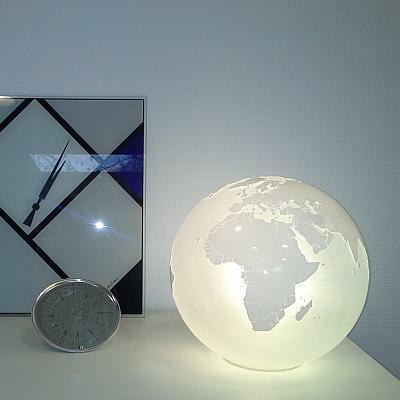 Globus-Tischleuchte Earth
