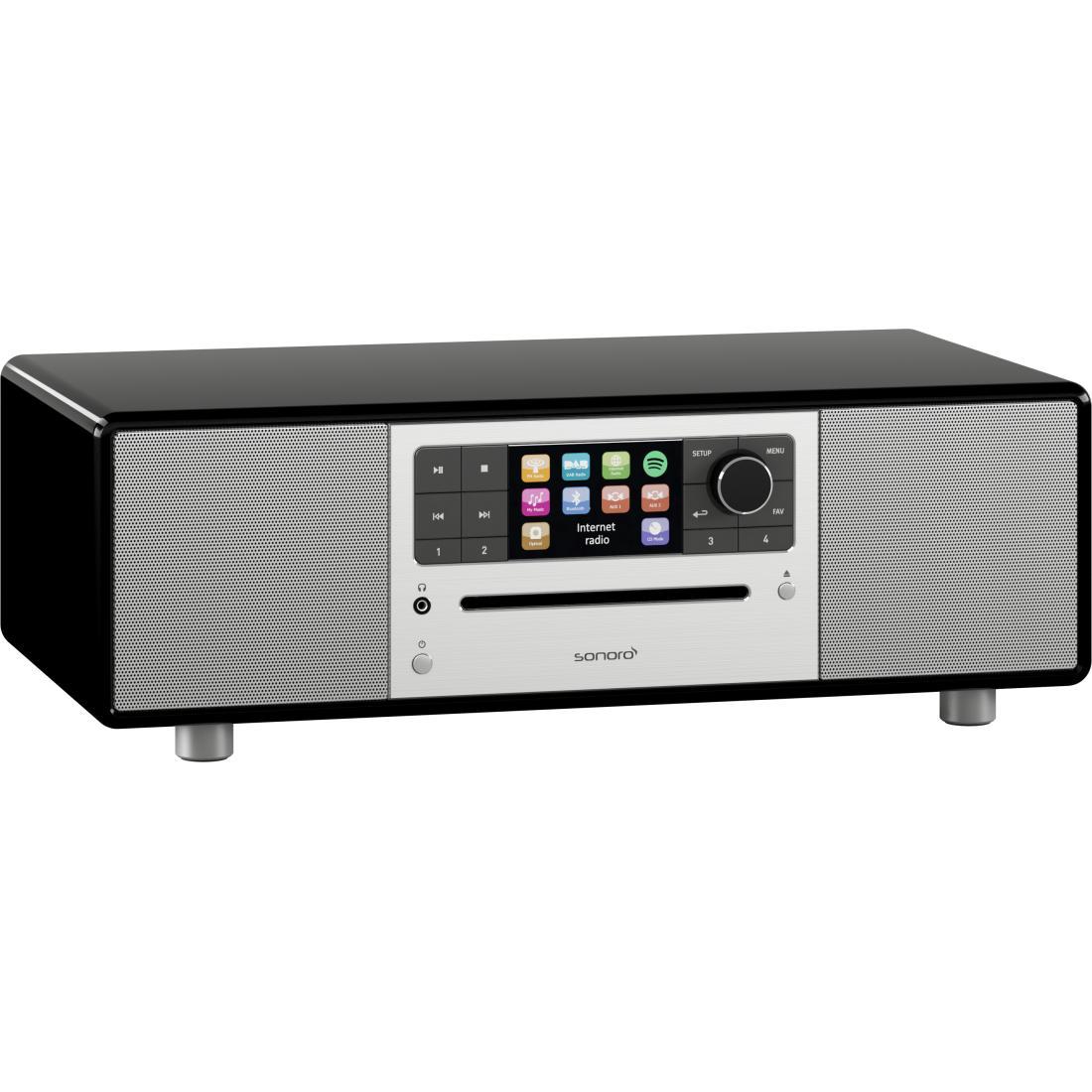 sonoro Prestige Audiosystem schwarz