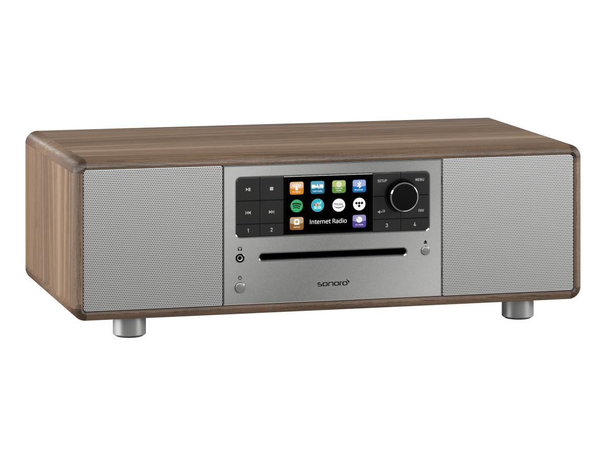 sonoro PRESTIGE Audiosystem 2020 walnuss