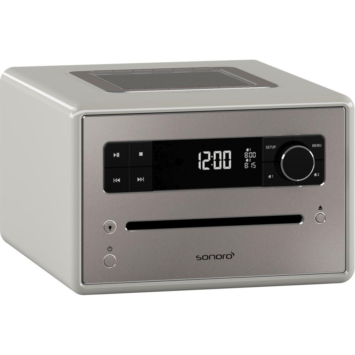 sonoro Qubo Audiosystem sandstein