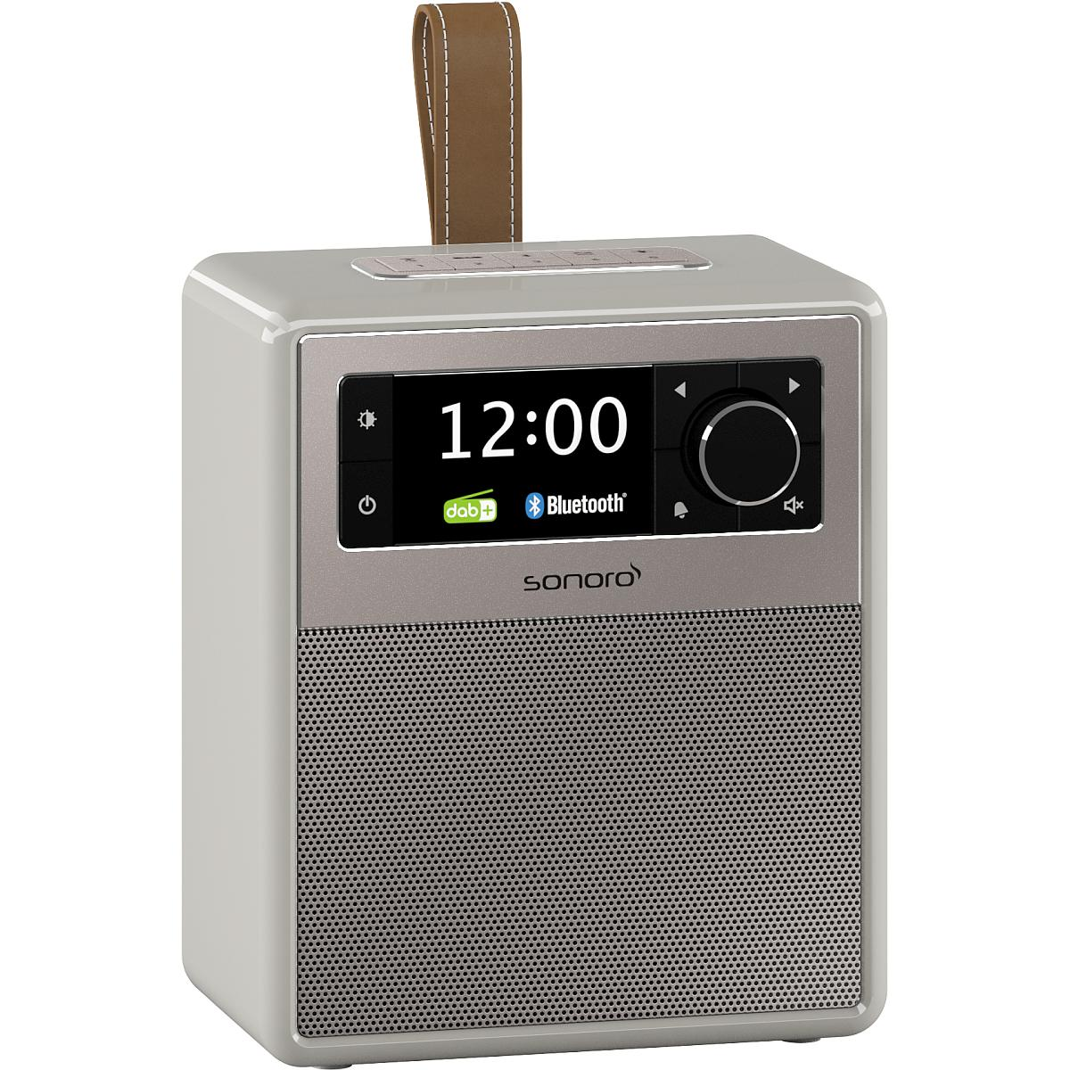 sonoro Easy Bluetooth Radio sandstein