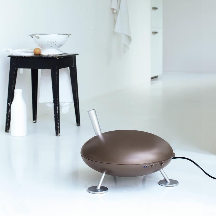 FRED Luftbefeuchter bronze