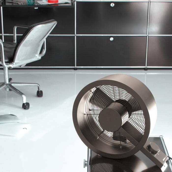 Q Ventilator - der coole Designer, bronze