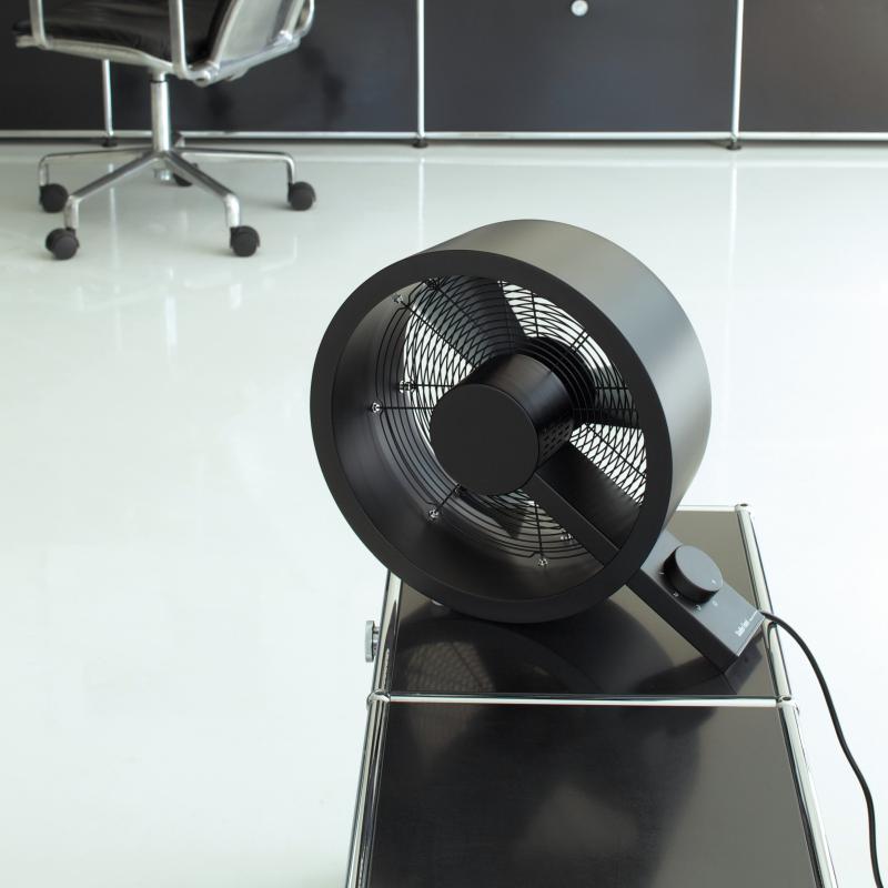 Q Ventilator - der coole Designer, schwarz