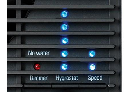 OSKAR Luftbefeuchter die LED-Steuereinheit