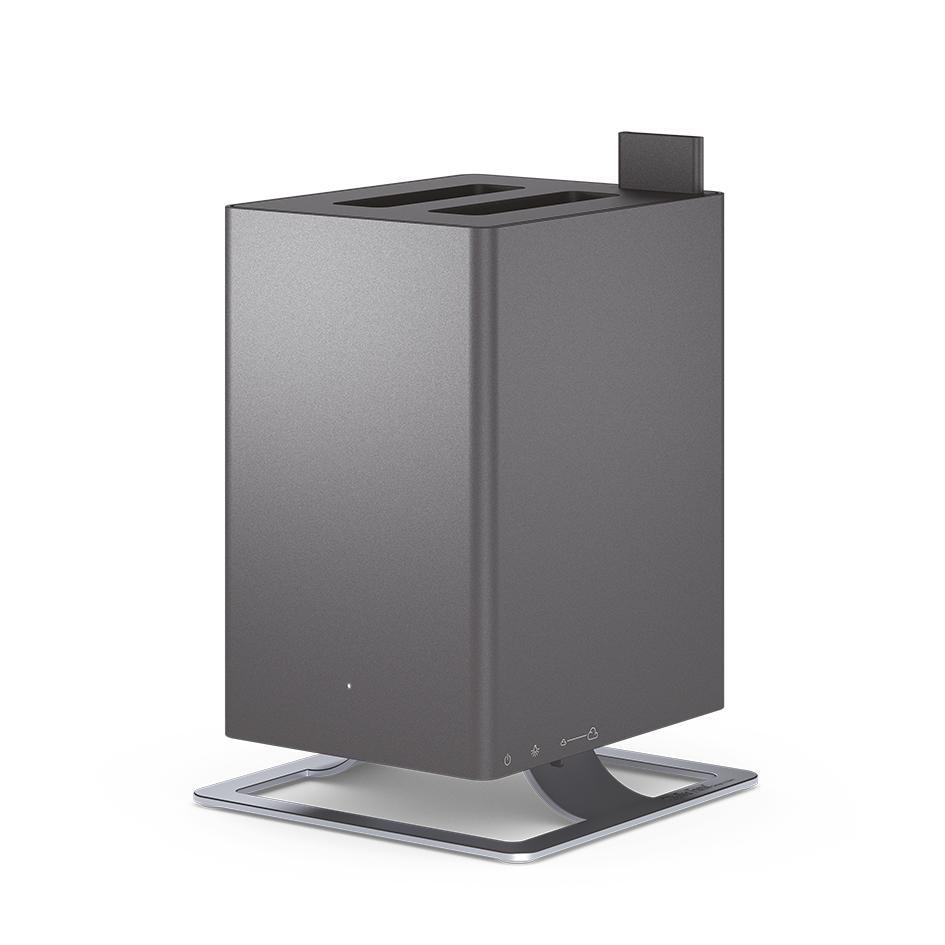 ANTON Luftbefeuchter / Ultraschallvernebler titanium