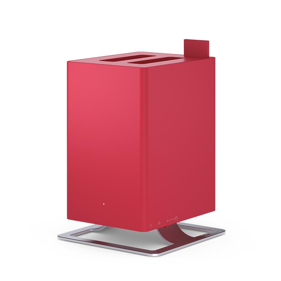 ANTON Luftbefeuchter / Ultraschallvernebler chilli red