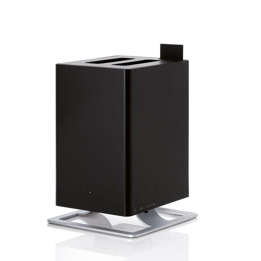 ANTON Luftbefeuchter / Ultraschallvernebler schwarz