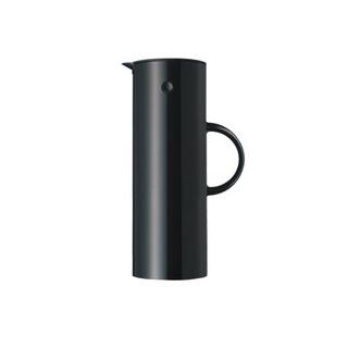 Stelton Isolierkanne Classic schwarz 1 Liter