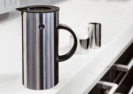 Stahl-Isolierkanne Stelton - 0,5 Liter