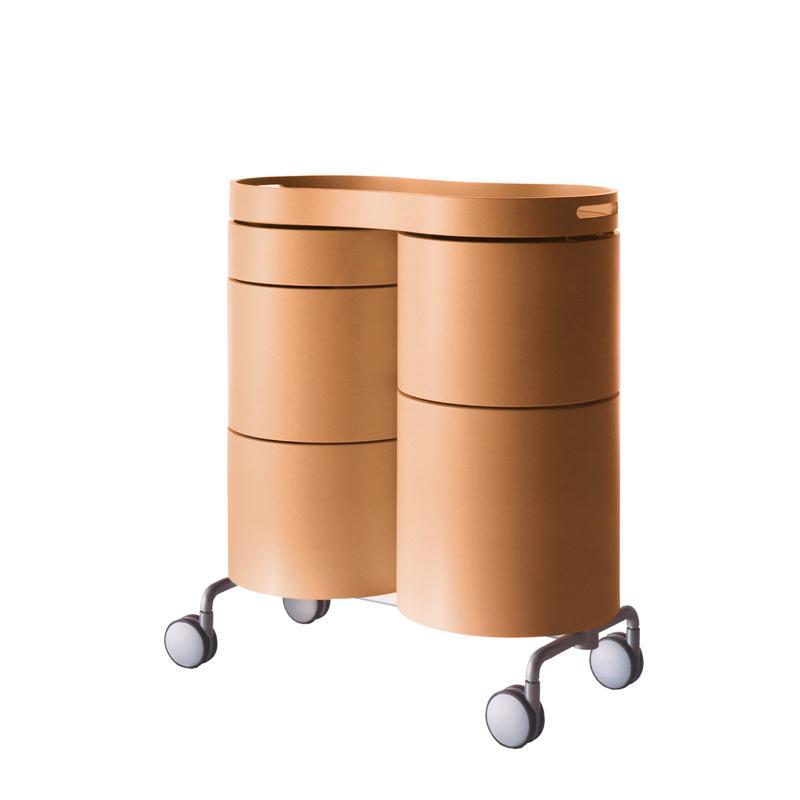 BITTE ROLL Rollcontainer schwenkbar 312 Ausführung nach Wunsch