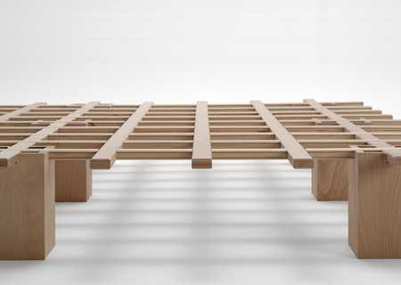 tojo system bett von tojo bei. Black Bedroom Furniture Sets. Home Design Ideas