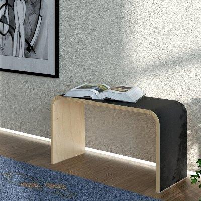 Tojo SIT Sitzhocker / Beistelltisch