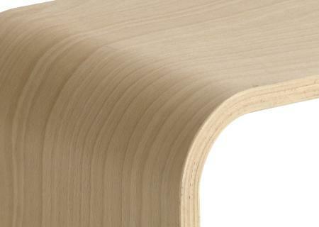 Tojo SIT Sitzhocker / Beistelltisch - Detail