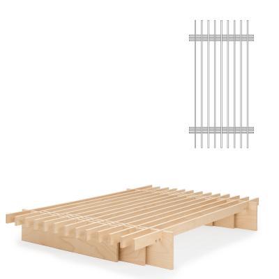 tojo parallel bett von tojo bei. Black Bedroom Furniture Sets. Home Design Ideas