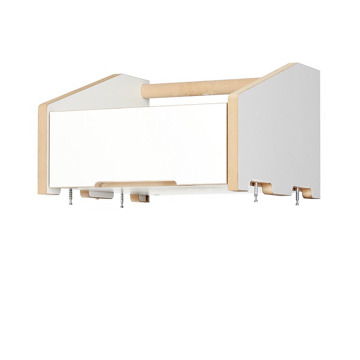 Tojo CARGO Container Abschlussmodul oben weiß