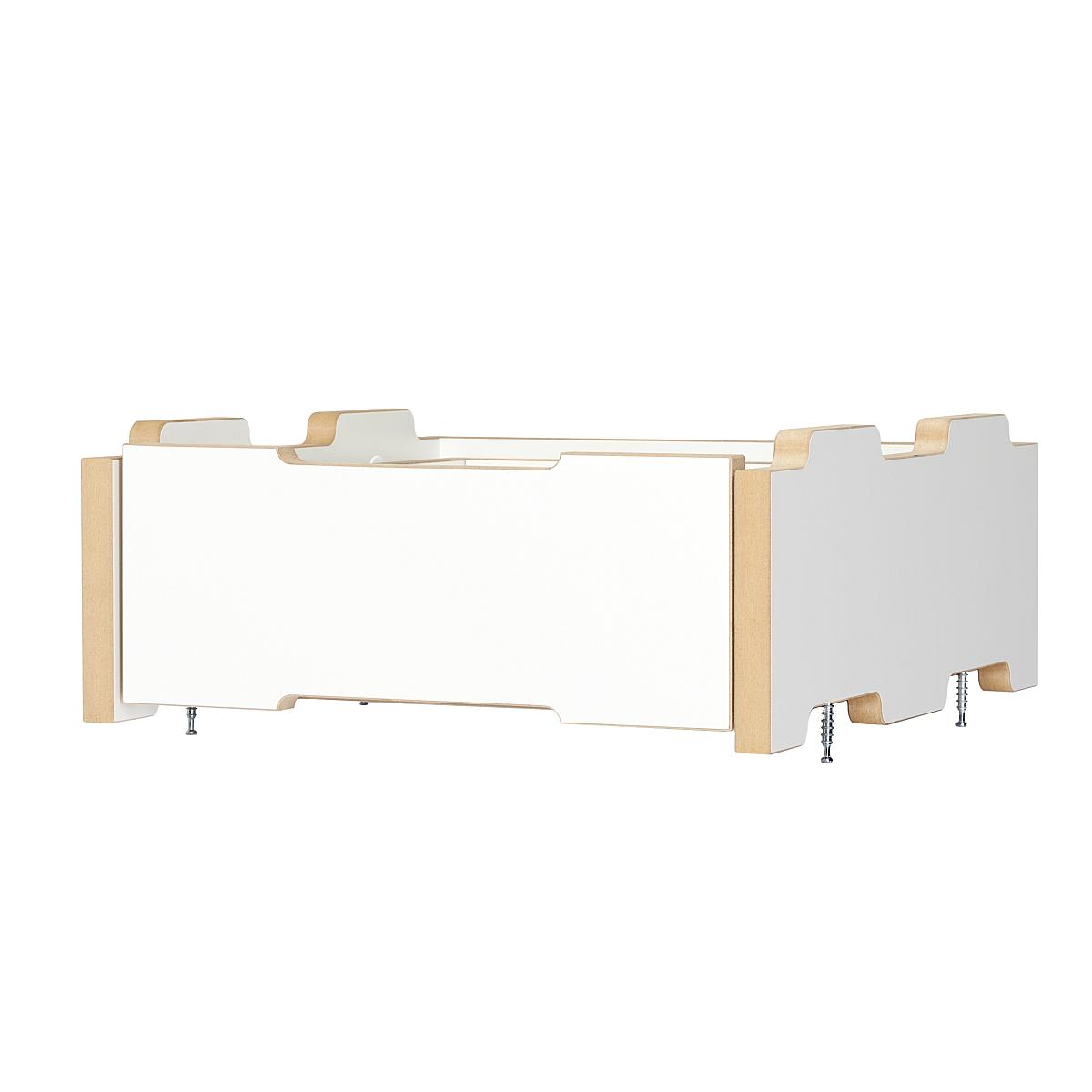 Tojo CARGO Container Anbaumodul mitte weiß