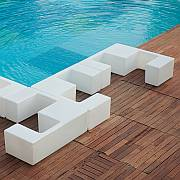HAPPY HOUR Sitzelement, Hersteller Twentyfirst Livingart, DesignerMoredesign