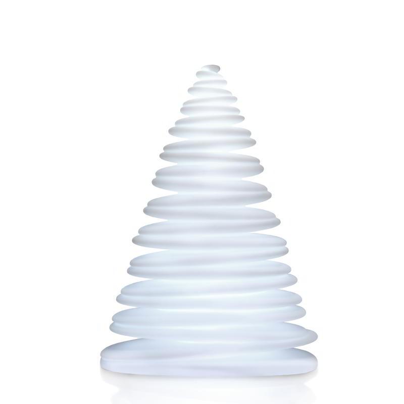 chrismy weihnachtsbaum beleuchtet von vondom bei. Black Bedroom Furniture Sets. Home Design Ideas