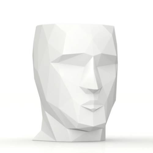 ADAN Hocker / Beistelltisch, frontal