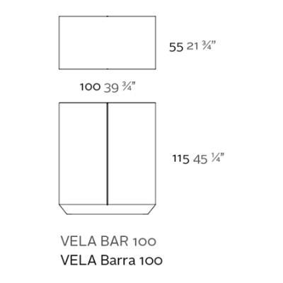 VELA Bar / Theke Single Details