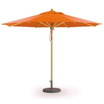 KLASSIKER Sonnenschirm orange