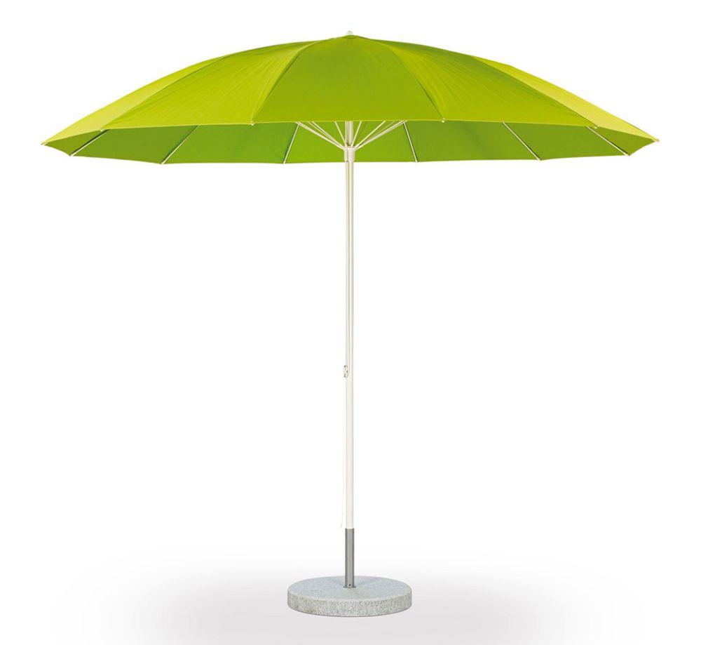 Pagodenschirm Sonnenschirm, apfelgrün