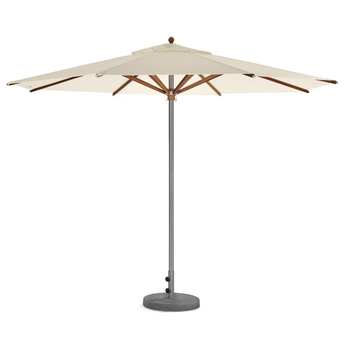 TREND Sonnenschirm rund 350 cm nach Kundenwunsch