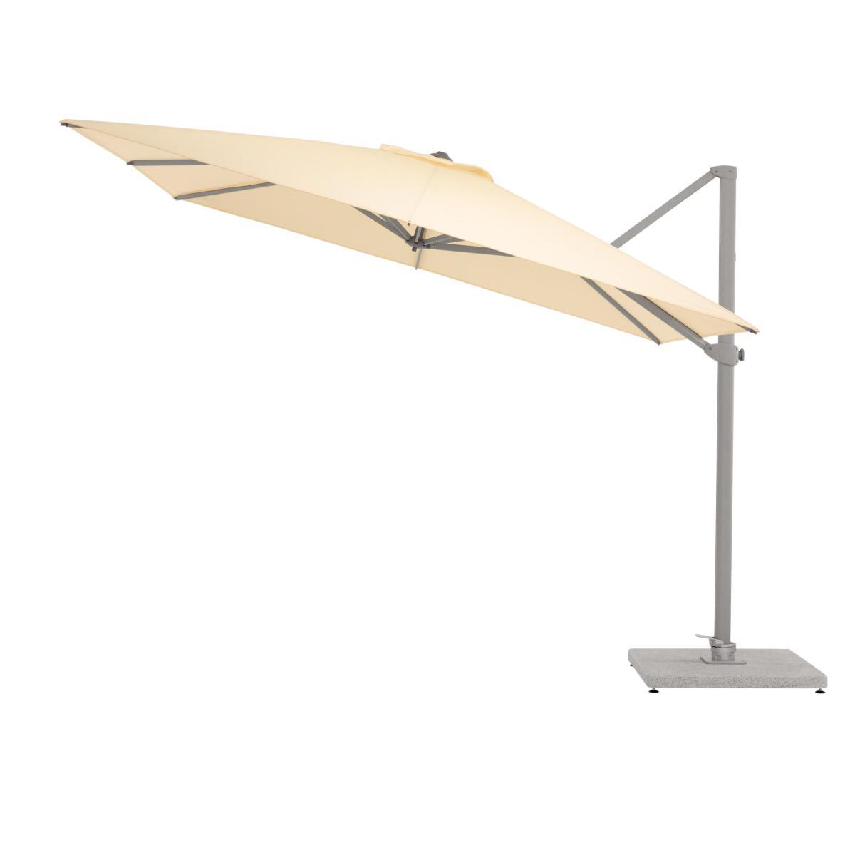 Freiarmschirm Sonnenschirm auch kippbar