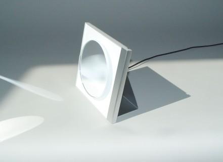 pluslux spiegel mit led beleuchtung von xxd bei. Black Bedroom Furniture Sets. Home Design Ideas