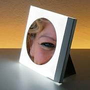 PLUSLUX Spiegel mit LED Beleuchtung