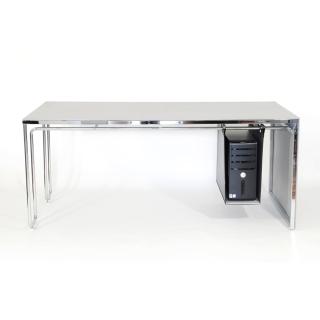 LEICHTBAU_DESK Schreibtisch mit Computeraufhängung